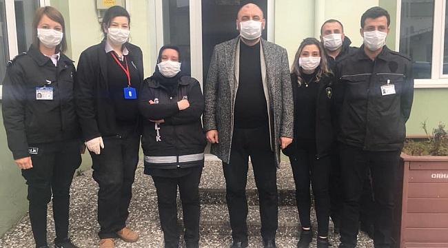 Özel Güvenlik Görevlileri Kadro İstiyor