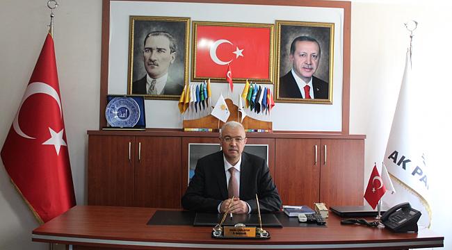 Çağlayan; Tüm ulusumuzun Atatürk'ü Anma Gençlik ve Spor Bayramı'nı en içten dileklerimle kutluyorum.