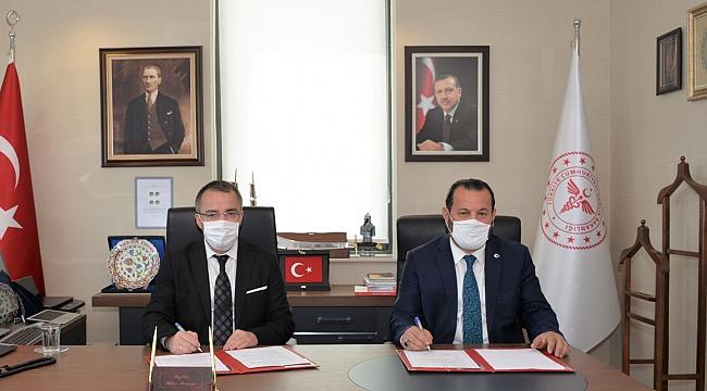 Karaman Devlet Hastanesi KMÜ Tıp Fakültesi ile birlikte hizmet verecek