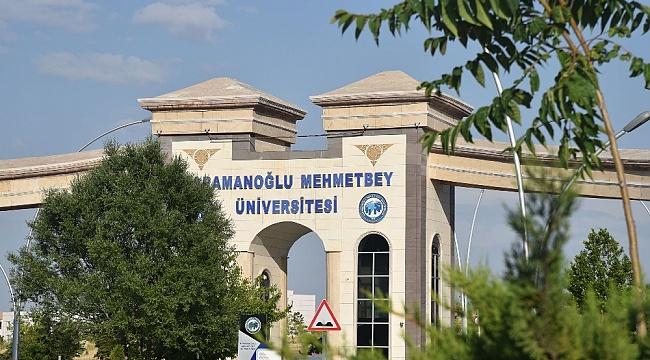 KMÜ Tıp Fakültesi kurucu dekanına aslen atama yapıldı