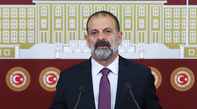 """TBMM Hazırlık Komisyonu'ndan tecavüzle suçlanan eski HDP'li Tuma Çelik için """"dokunulmazlığı kalksın"""" kararı"""
