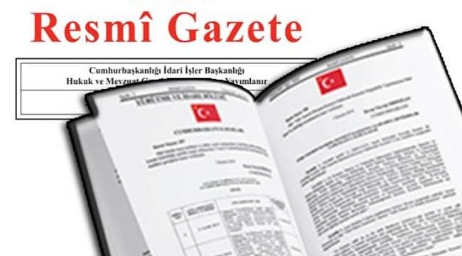 Resmi Gazete'de yayımlandı: Emlak alım satımda yeni dönem