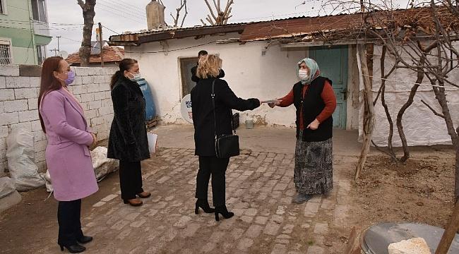 """Karaman'da 'Sevdiklerine Nefes Ol Karaman"""" projesi"""