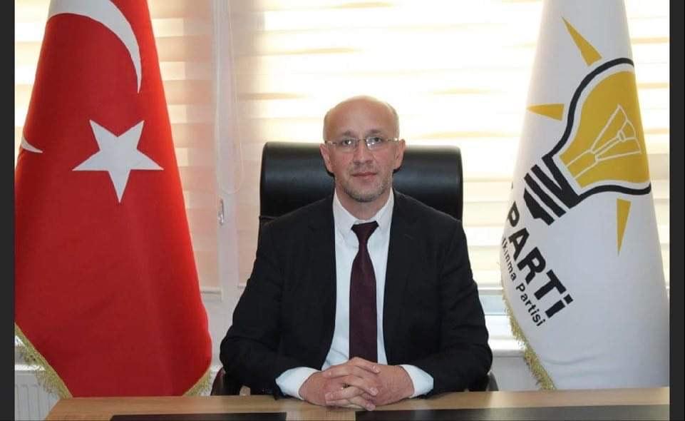 AK Parti Merkez İlçeBaşkanı Av. Murat ÖZTÜRK: Bolluk ve bereket ayı olan Mübarek Ramazan ayının hayırlı olmasını diliyorum