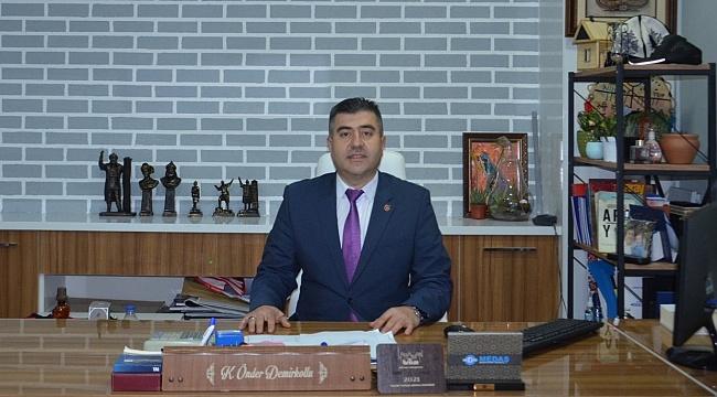 Cemiyet Başkanı Demirkollu'nun Kurban Bayramı Mesajı