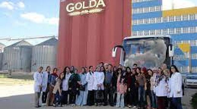 Golda Gıda Sanayi ve Ticaret A.Ş,'den yangın müdahale ekiplerine teşekkür