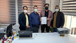 Gazeteciler Cemiyeti Bİr Protokolde Tıp Merkezi İle İmzaladı
