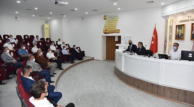 Vali Mehmet Alpaslan Işık, PCR testi zorunlu