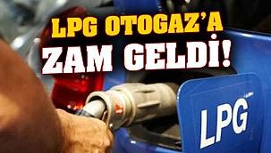 Son dakika: Benzin ve motorinin ardından bir zam da LPG oto gaza geldi