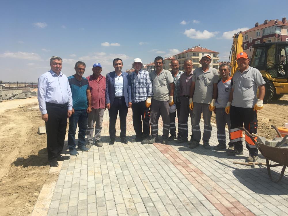 Kalaycı: Karaman'a nefes aldıracak projelere öncelik veriyoruz