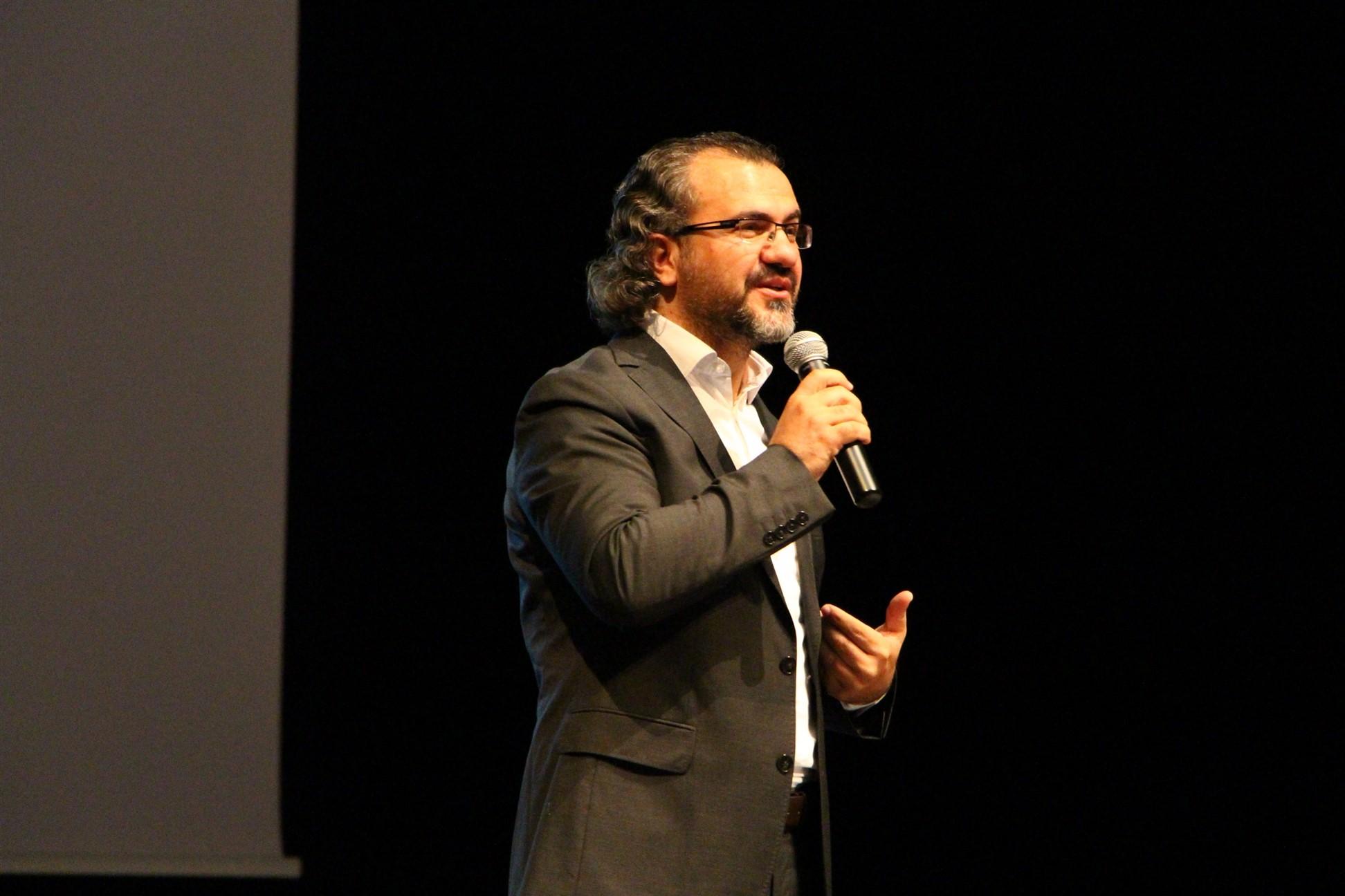 Eğitim ve Gelişim Uzmanı Sıtkı Aslanhan Bugün Karaman'a Geliyor